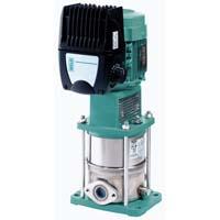 Wilo-Multivert MVIE.  Насосы Wilo (Вило).  Насосы и установки для водоснабжения и повышения давления.