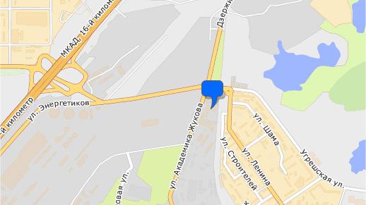 Адрес склада:14 км МКАД (р-н